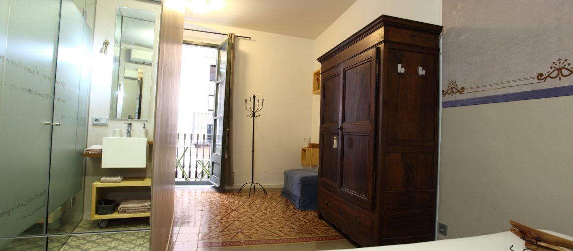 Habitació de l'armari